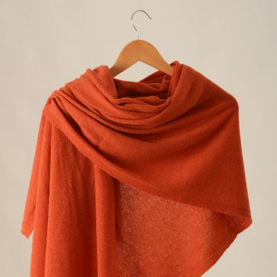 Cashmere-shawl-furnace-orange-Travelwrap