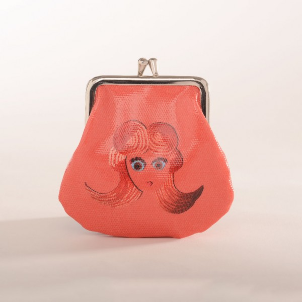 Clip-purse-Golden-girl-Chimeera