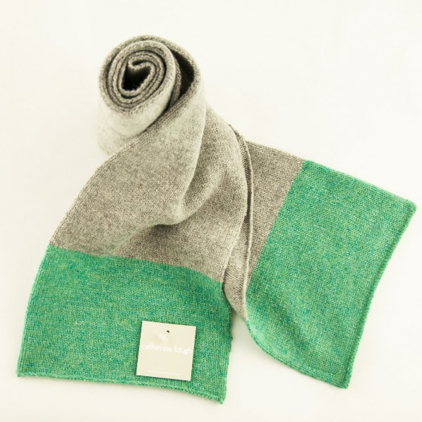Matching-scarf-grey-mint-Catherine-Tough