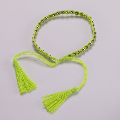 amadoria-neon-green-friendship-bracelet