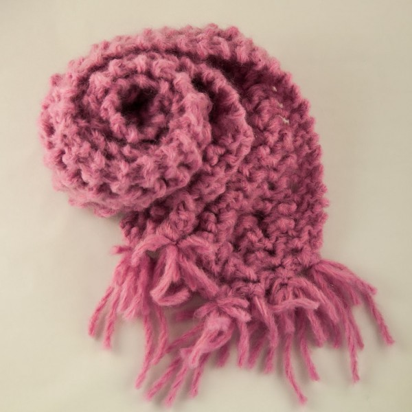 Alpacacotton-mix-long-scarf-Pink-Hat-Attic